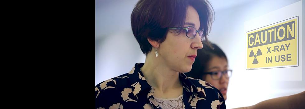 Aniko Bezur of Yale's IPCH