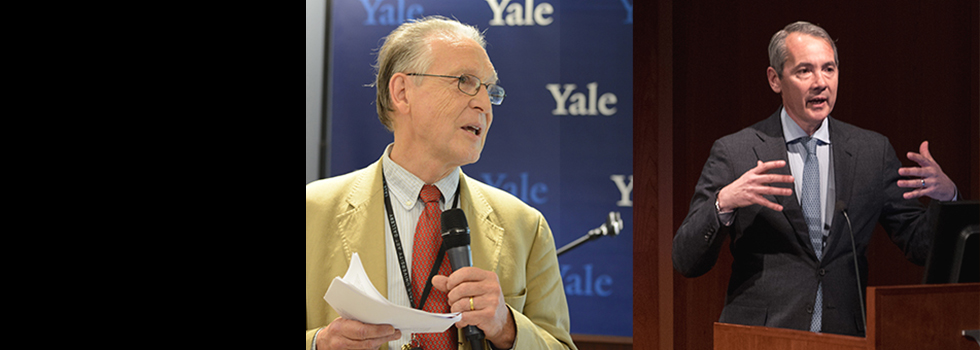 Paul Messier announced as chair of Yale's Institute for the Preservation of Cultural Heritage