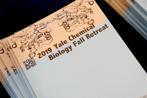 Program for the 2019 Chemical Biology Fall Retreat
